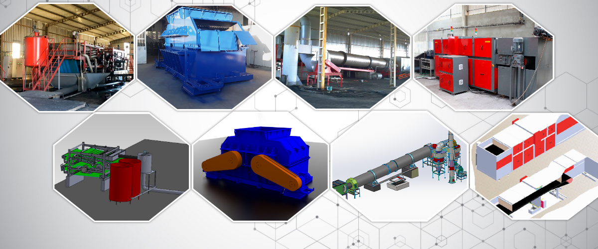 Turn-Key Industrial Plants and Equipment